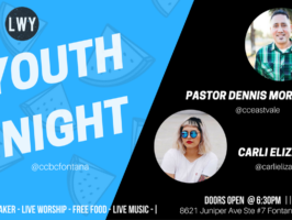 Youth Night - 8_25