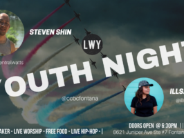 Youth Night - 9_29