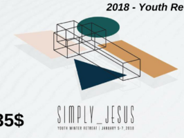 2018 - Youth Retreat
